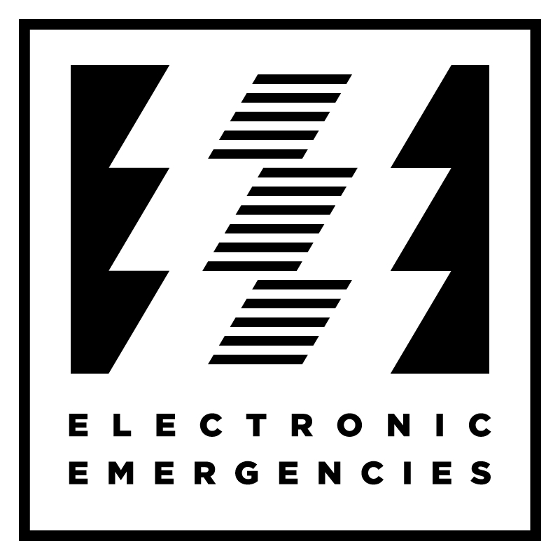 Electronic Emergencies Logo: design Meinhard Spoor